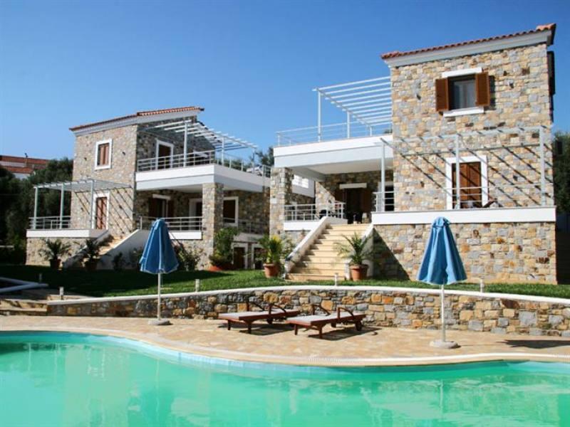 Appartementen Sellados Villas - Plomari - Lesbos